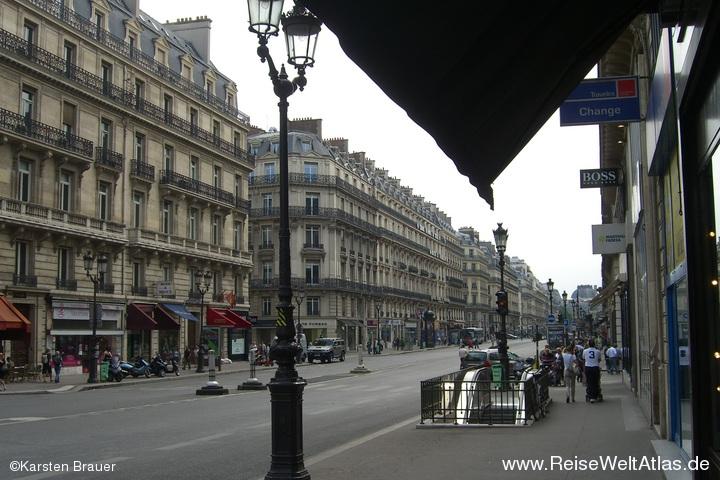 Avenue de l´Opera