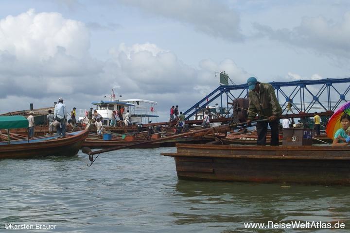 Bootsverkehr