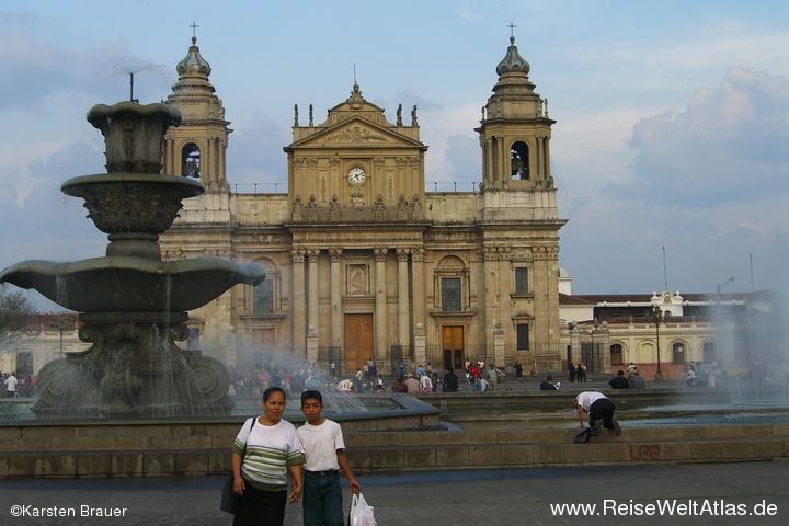 Brunnen & Kathedrale