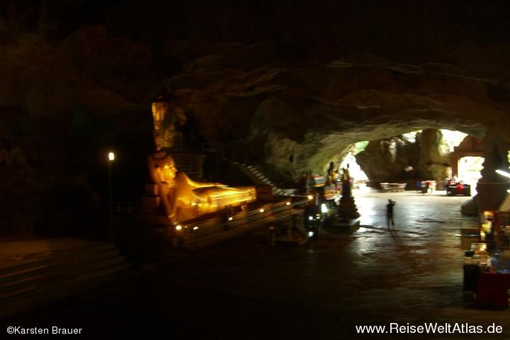 Buddas Kuschelhöhle