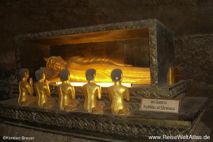 Buddha of Nirvana