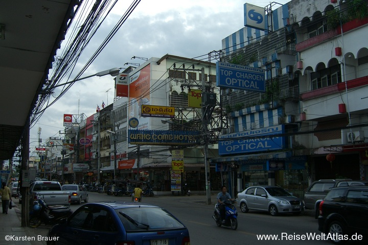 Chiang Rai Strasse
