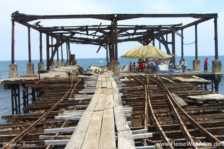 Das Dock: Heute