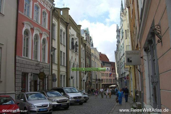 Dieselbe Altstadtstraße