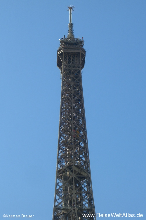 Eiffelturmspitze