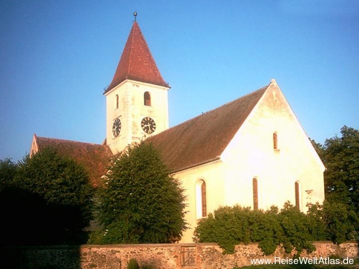 Evangelische Kirche von Neppendorf