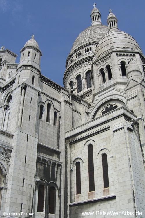 Fassade Sacré Cœur