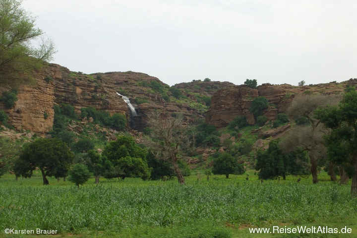 Felsen von Bandiagara