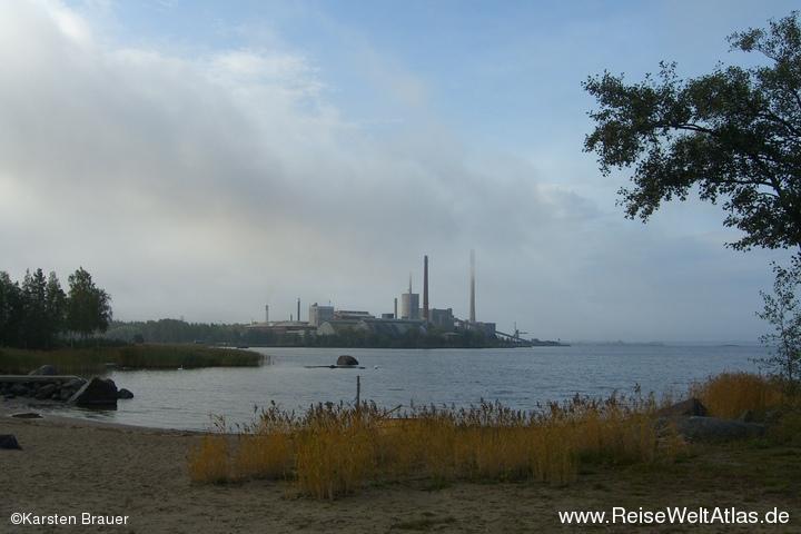 Finnische Wolkenkratzer