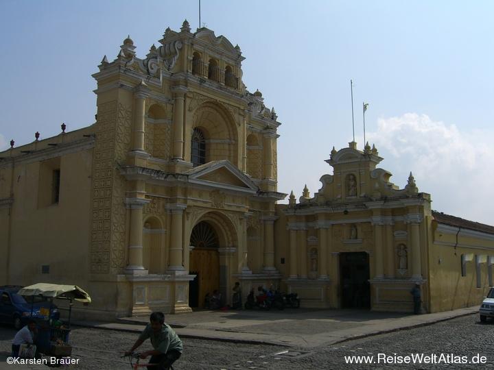 Iglesia Hermano Pedro