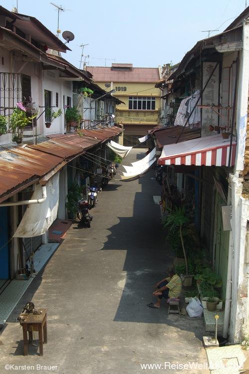 Malakkas Chinatown