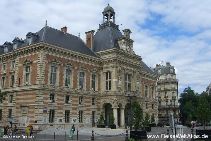 Marie XIX Arrondissement