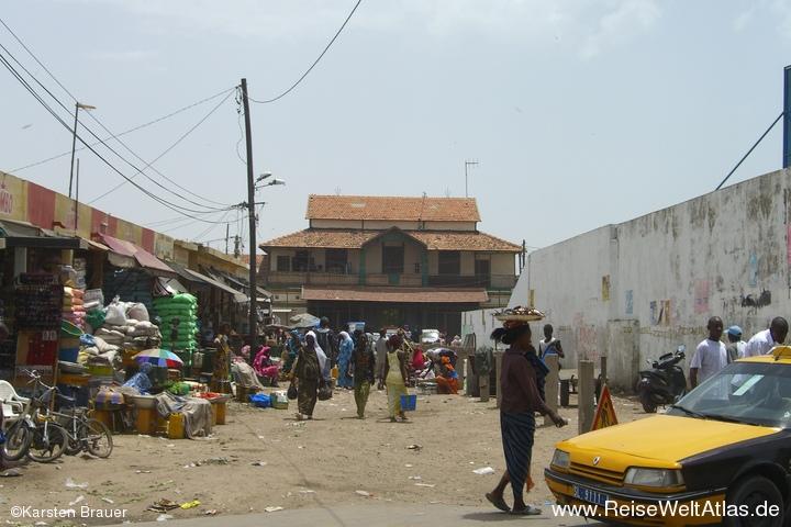 Markt am Bahnhof