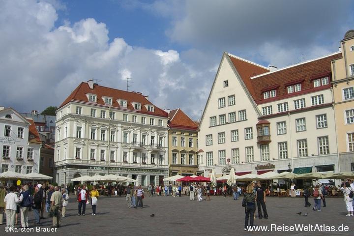 Marktplatz oder Foodcourt