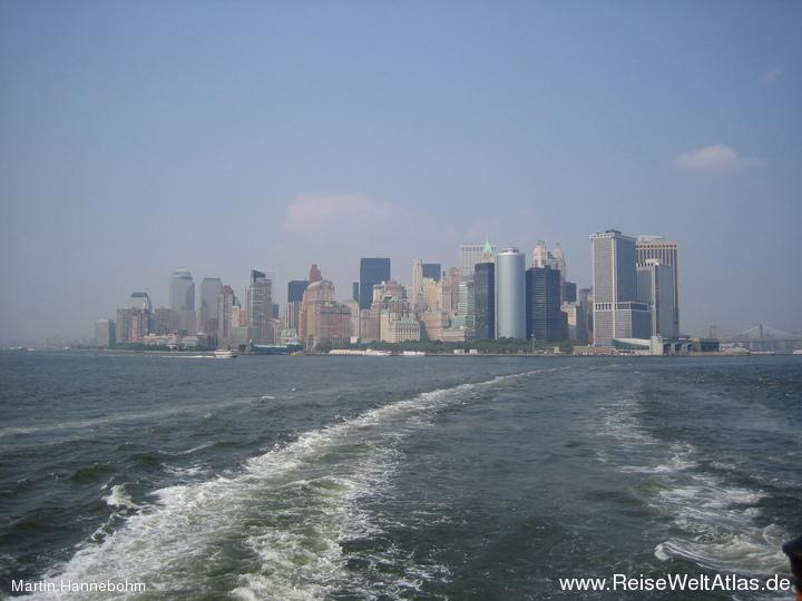 New York Skyline - The Big Apple