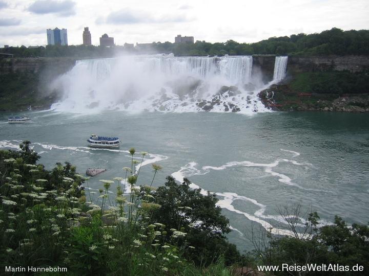 Niagara Fälle - US-Seite