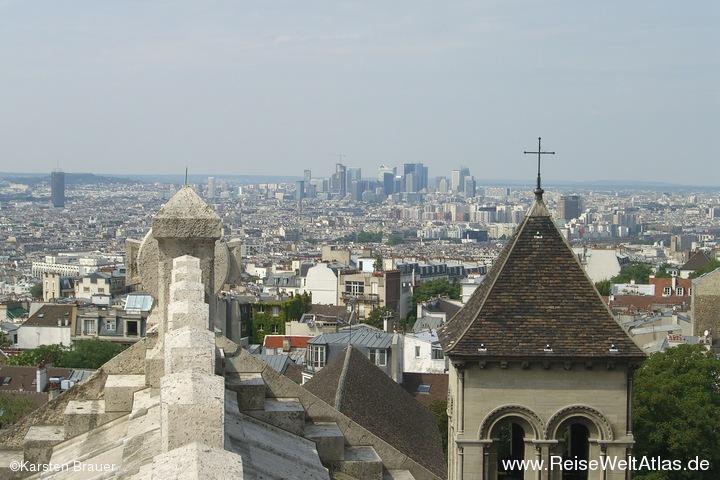 Paris Fernblick