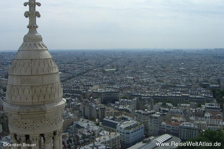Pariser Häuserschluchten