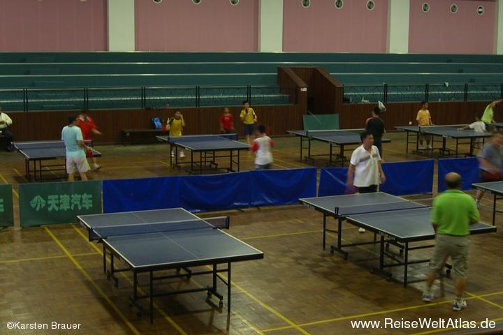 Ping Pong Training