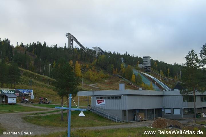 Skischanzen