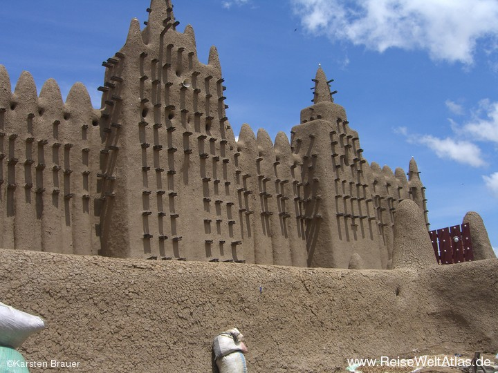 Sudanesischer Baustil