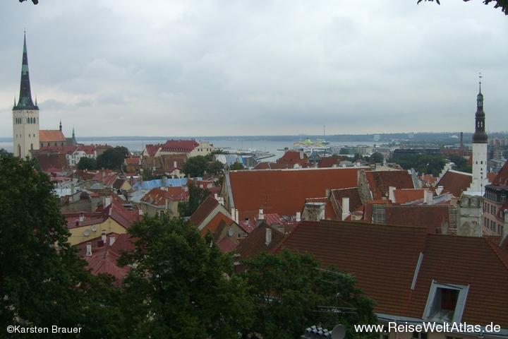Tallina im Überblick