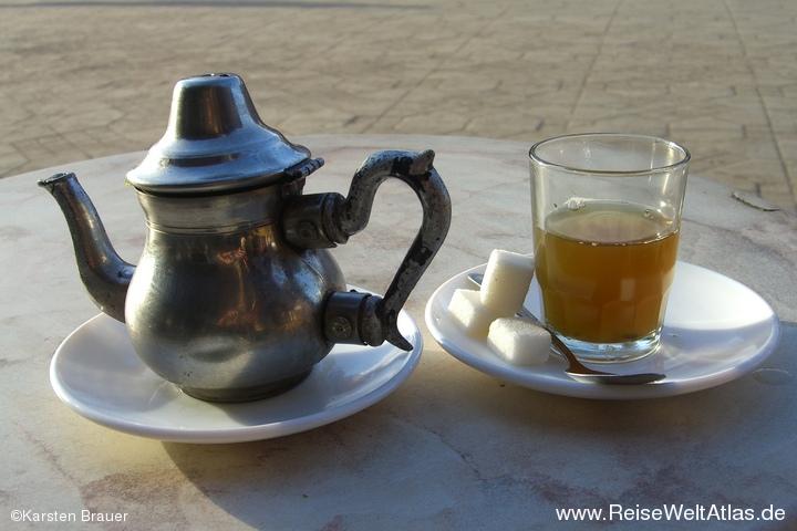 Thé Marocaine