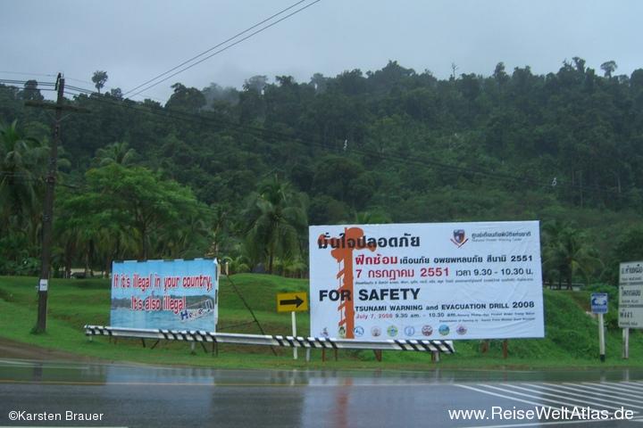 Tsunami Evacuation Drill