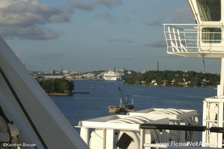 Turku Hafen