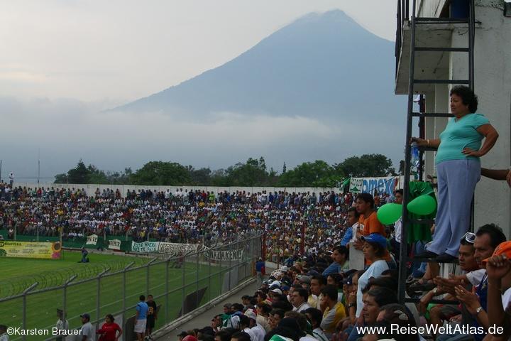Unterm Vulkan