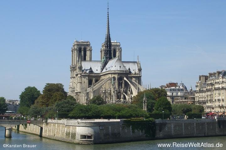 Von Hinten: Notre Dame