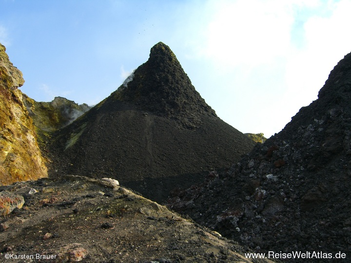 Vulkangipfel